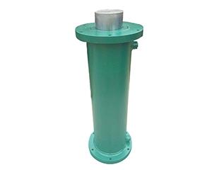 法兰式液压缸